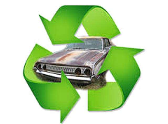 Junk Vehicle Environmental Disposal Program